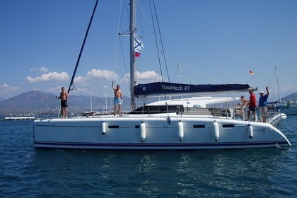 Rental Catamaran NAUTITECH 47 Marmaris