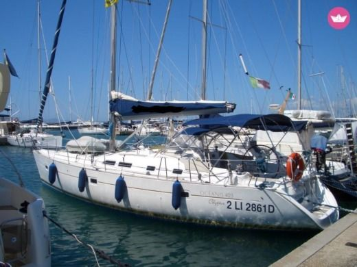 Benetau Oceanis 423 in Punta Ala, Province of Grosseto peer-to-peer