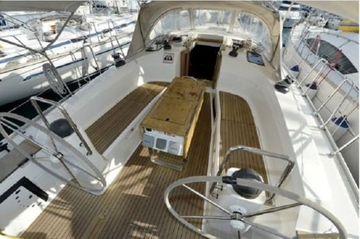 Sailboat Bavaria  40 Cruiser for hire