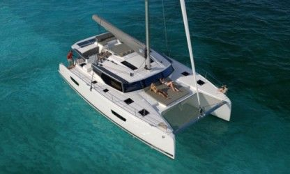 Charter Catamaran Fountaine Pajot Saona 47 With Watermaker & A/c Langkawi
