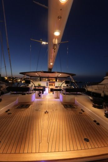 Sailboat Superyacht Margaret Ann Event Charter for hire