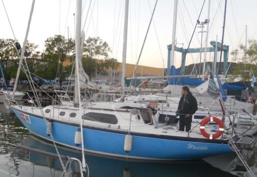 Jeanneau Leader 32 in Monfalcone for hire