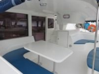 Location Catamaran Fountaine Pajot Salina 48 Victoria