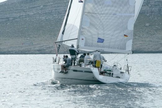 Sailboat Bavaria 40 Cruiser Sport