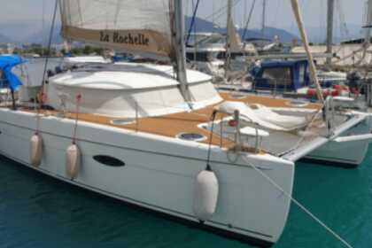 Rental Catamaran Fountaine Pajot Lipari 41 Kaş