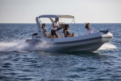 Rental RIB Kardis Fox 5.70 Pula