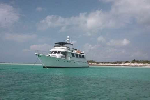 Hatteras Motor Yacht in Aventura for hire