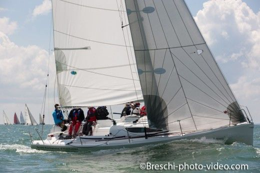 Sailboat ARCHAMBAULT Grand Surprise peer-to-peer