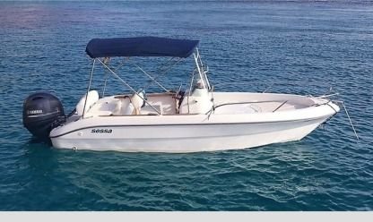 Charter Motorboat Sessa Key Largo 19 El Campello