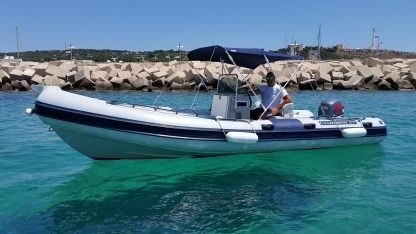 Location Semi-rigide Joker Clubman 21 Leuca