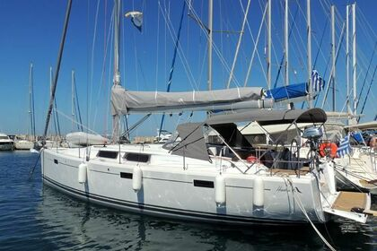 Rental Sailboat HANSE HANSE 415 Laurium