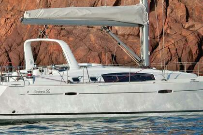 Hire Sailboat BENETEAU Oceanis 50 Gran Family Ibiza