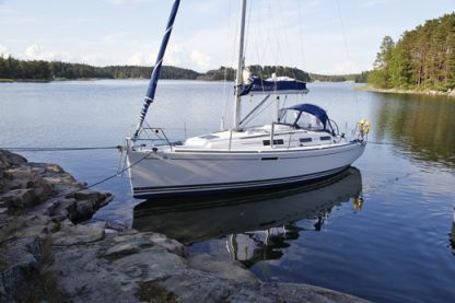 Rental Sailboat Dufour 325 Dalsbruk