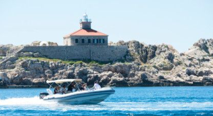 Location Semi-rigide Marinello 20 Top Model Dubrovnik