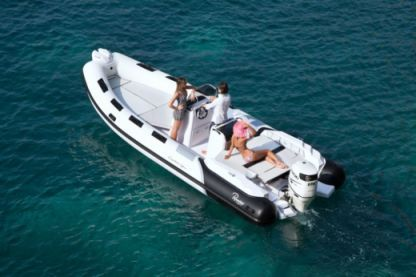 Location Semi-rigide Ranieri Cayman 23 Sport Port de Sóller