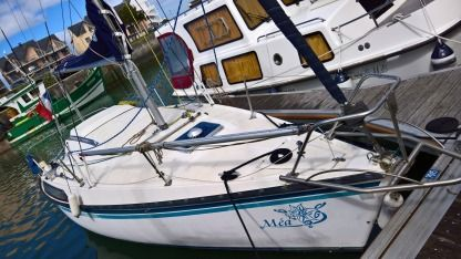 Rental Sailboat Kelt 707 Deauville