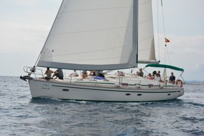 Rental Sailboat Bavaria 50 Cruiser Barcelona