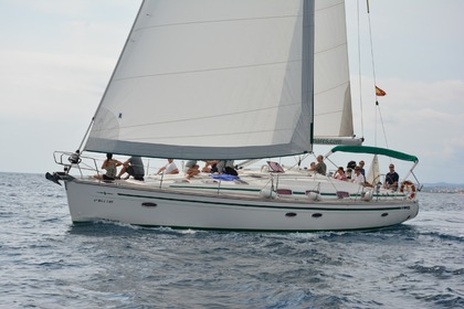 Charter Sailboat BAVARIA 50 CRUISER Barcelona