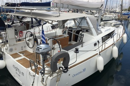 Rental Sailboat BENETEAU Ocenis 38 Athens