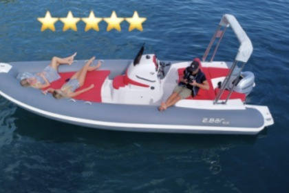 Rental RIB 5 stars (14 reviews) 2bar 6.20mt Torre del Greco
