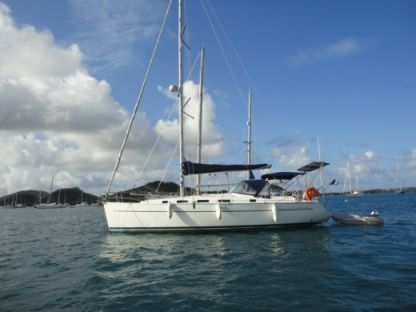 Rental Sailboat Beneteau Cyclades 39.3 Perigiali