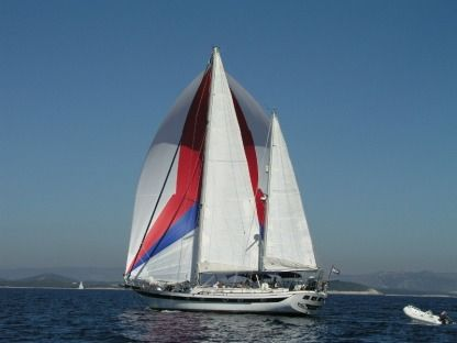 Charter Sailboat  Scorpio 72 Split