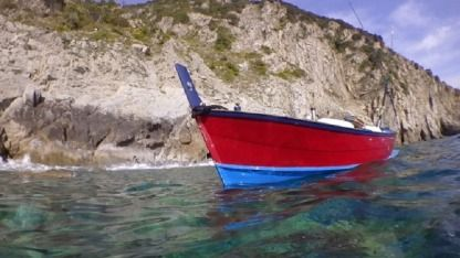 Rental Motorboat Gozzo Ligure 4,75 Levanto
