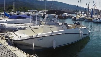 Rental Motorboat Quicksilver Activ 675 Open Argelès-sur-Mer