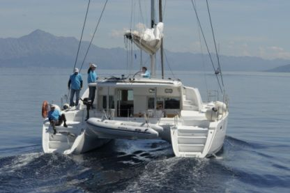 Location Catamaran Lagoon 440 Split