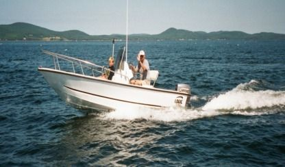 Rental Motorboat Triumph Boats 170 Cc Boston