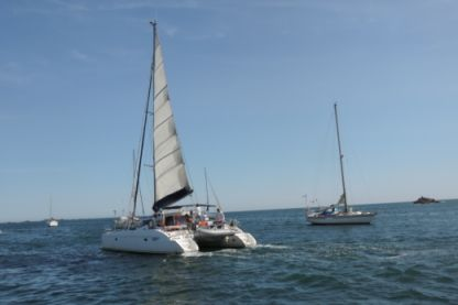 Location Catamaran Fountaine Pajot Lavezzi 40 La Baule