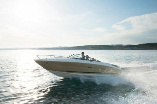 Sea Ray 210 Su Sport a Cannes da noleggiare