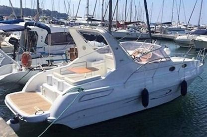 Rental Motorboat Aquamar 28.50 Palermo