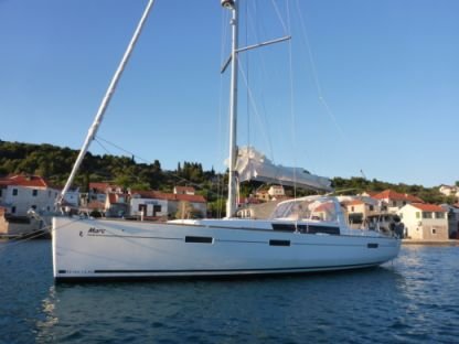 Charter Sailboat Beneteau Oceanis 45 3 Cabins Rogoznica