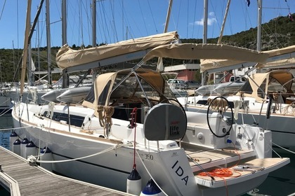 Charter Sailboat DUFOUR 350 Grand Large Primošten