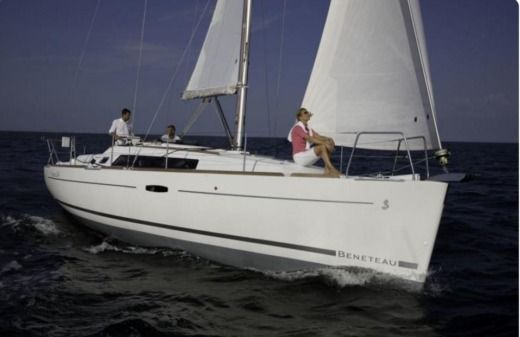 Beneteau Oceanis 343 in Dubrovnik for hire