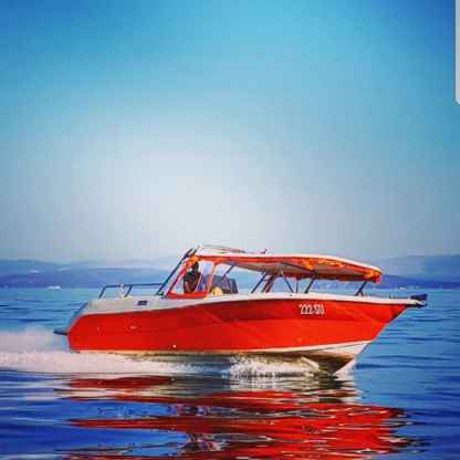 Rental Motorboat Enzo 35 Supetar