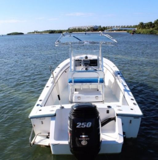 Motorboat Seacraft Mako 23 Classic for hire