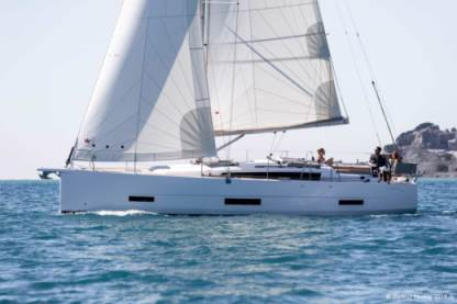 Charter Sailboat Dufour 390 Grand Large Athens