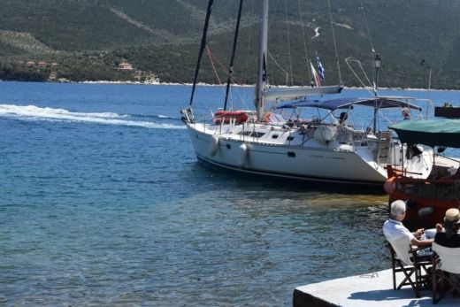 Sailboat Jeanneau Sun Odyssey 45.2 for rental