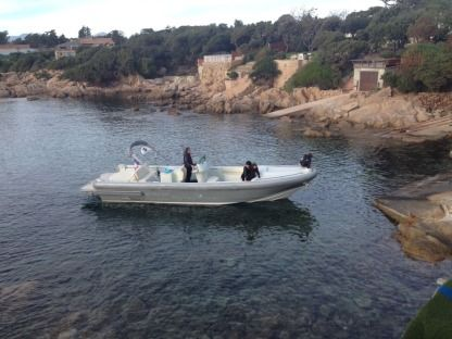 Rental Motorboat Expression 29 Ajaccio