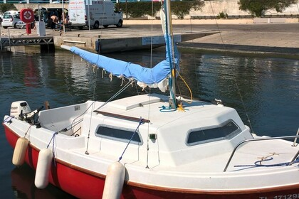 Rental Sailboat KIRIE - FEELING BALEINIER Carqueiranne