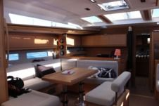 Sailboat Dufour 56 Exclusive