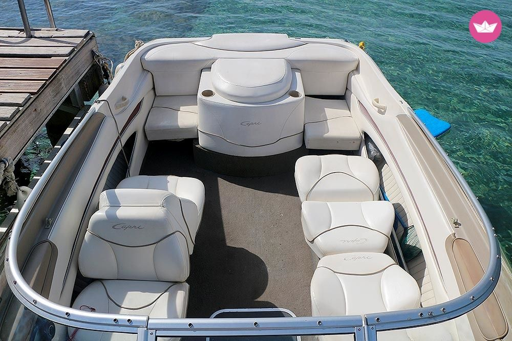 Bayliner CAPRI Cuddy 6 seats 145 BHP
