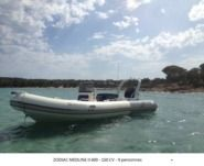 Location Semi-rigide Zodiac Medline Ii 600 Capbreton