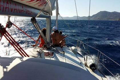 Rental Sailboat Hanse Hanse 370 Teulada