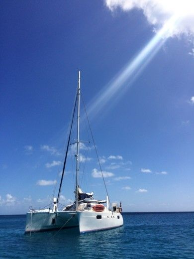 Location Catamaran Catana 471 Papeete