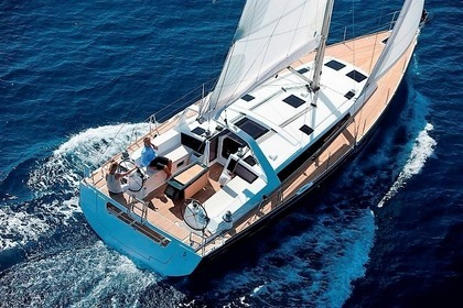 Charter Sailboat BENETEAU Oceanis 48 with A/C Lefkada