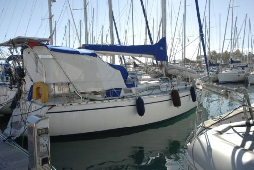Sailboat Gibert Marine Gibsea 372 for hire