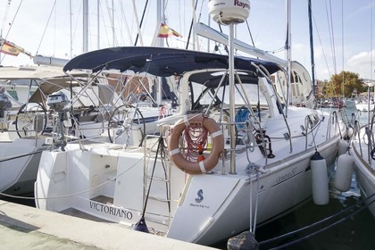 Rental Sailboat Beneteau Oceanis 50  Las Galletas